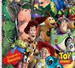 Caderno Cartografia e Desenho - Toy Story