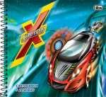 Caderno Cartografia e Desenho - X-Racing