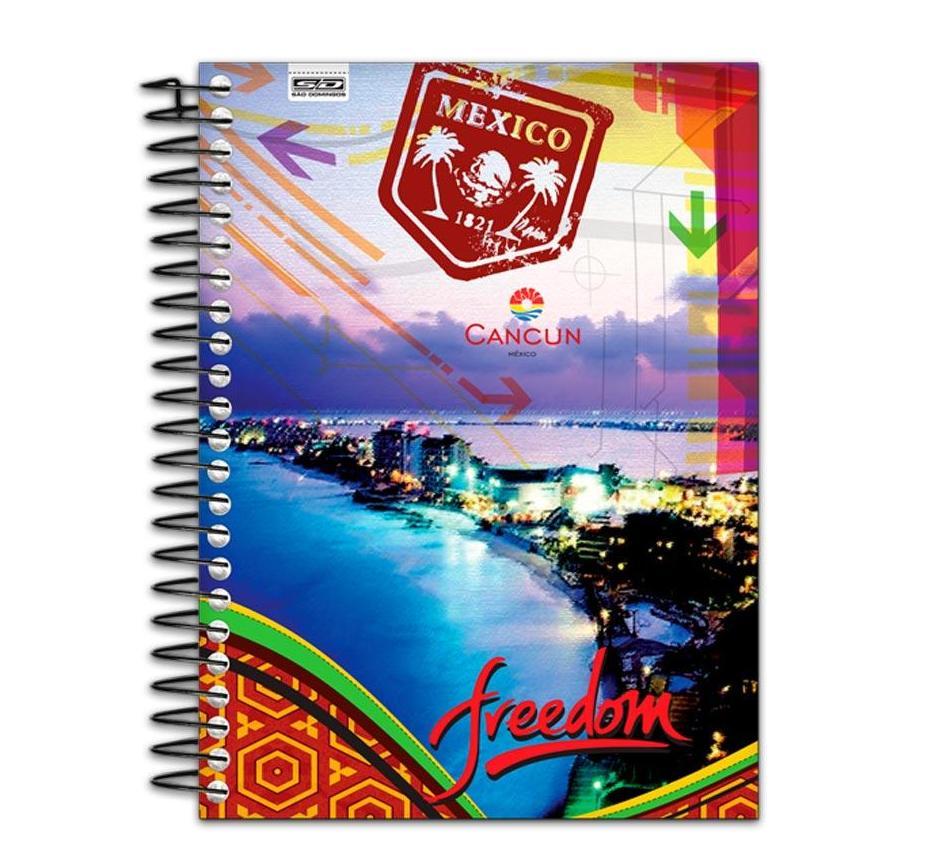 Cadernos Universitários - Freedom - 15 matérias
