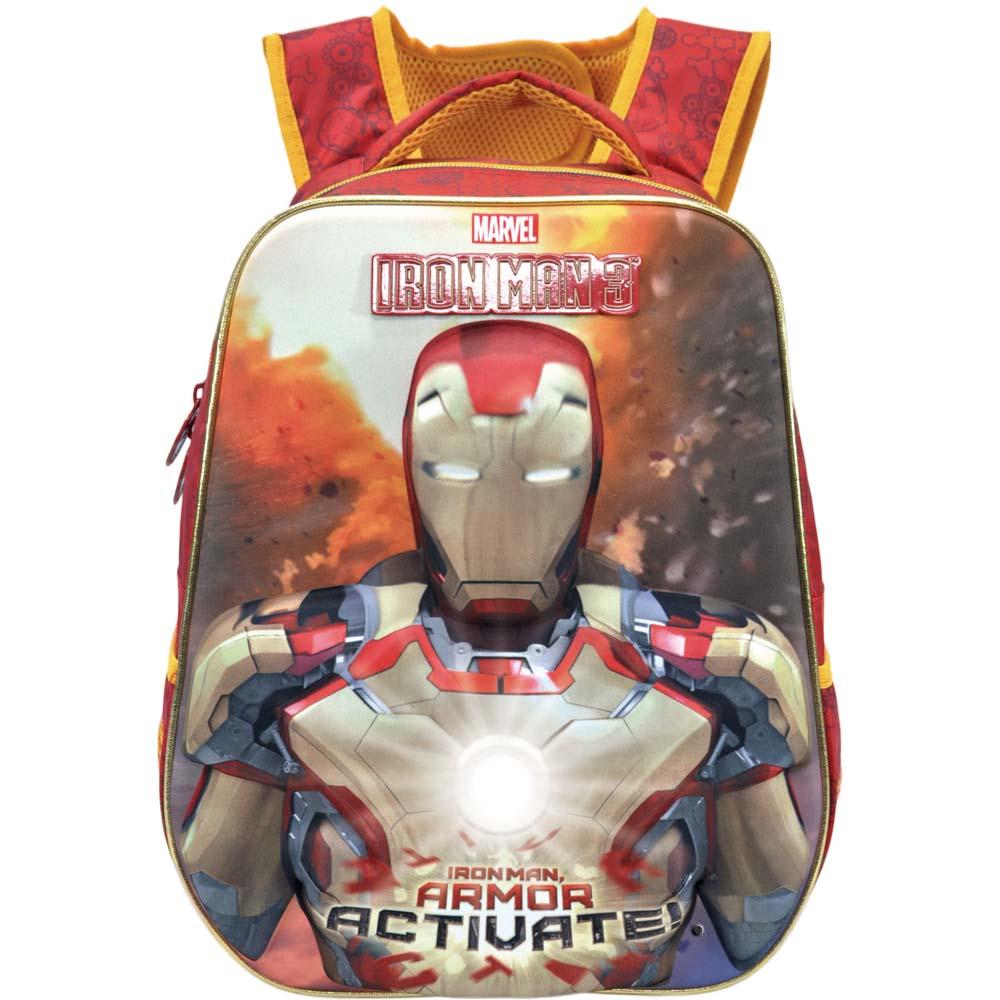 Mochila 16 Iron Man Mark 42 - 4452