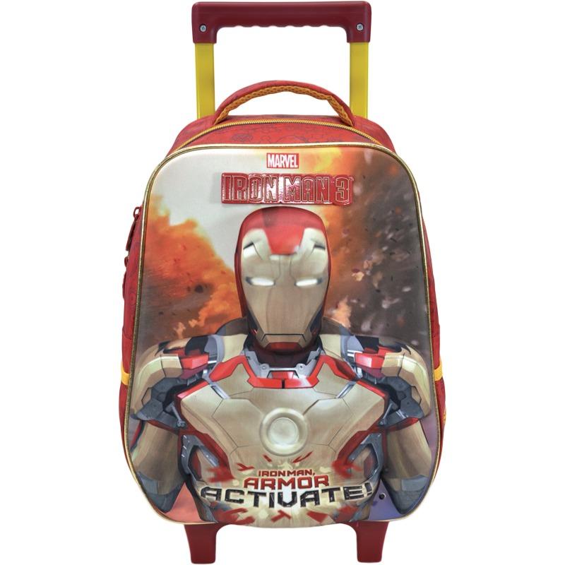 Mochilete 16 Iron Man Mark 42 - 4450